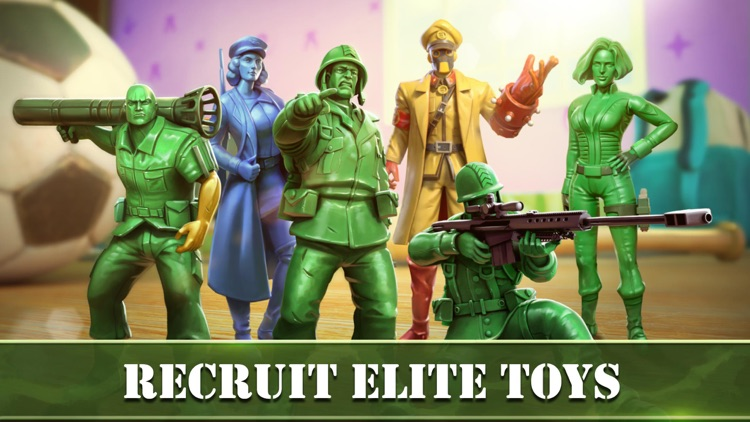 Army Men Strike: Toy Soldiers screenshot-3