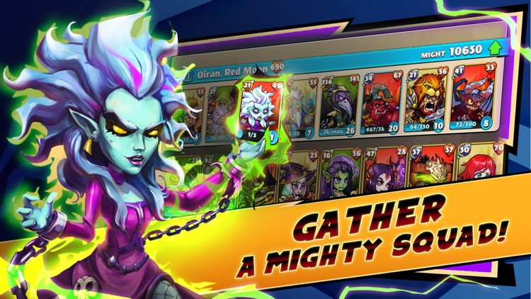Mighty Party: Online RPG Games