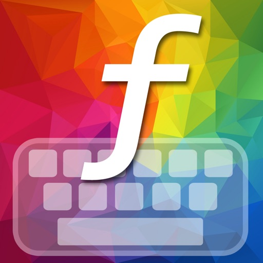 Keyboard. Fonts – Fancy Text