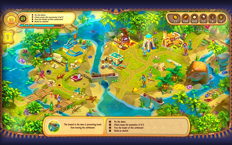 Great Empire: Relic of Egypt screenshot 2