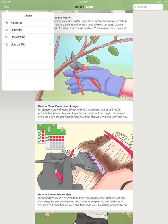 wikiHow screenshot