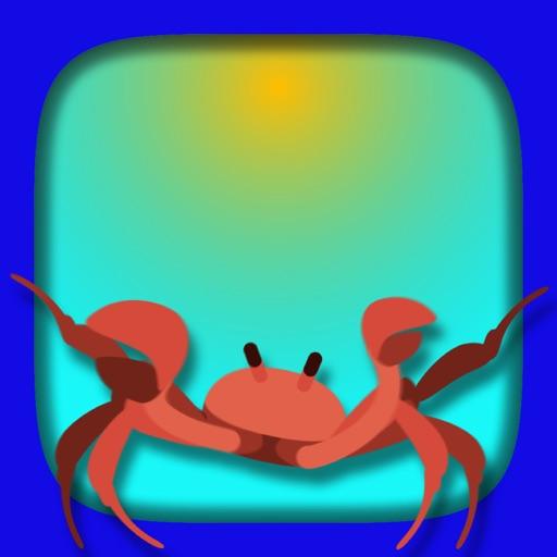 Crab MEMEs Dancing Stickers iOS App