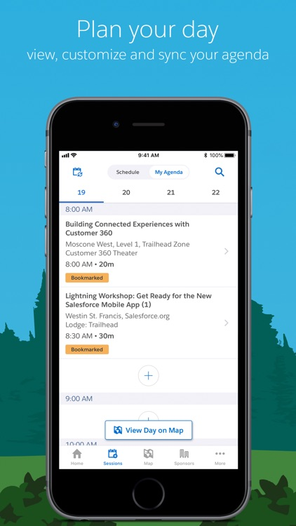 Salesforce Events screenshot-1
