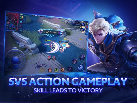 Mobile Legends: Bang Bang - Revenue & Download estimates - Apple App