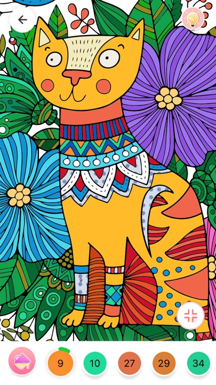 Fun Coloring - Color By Number screenshot-6