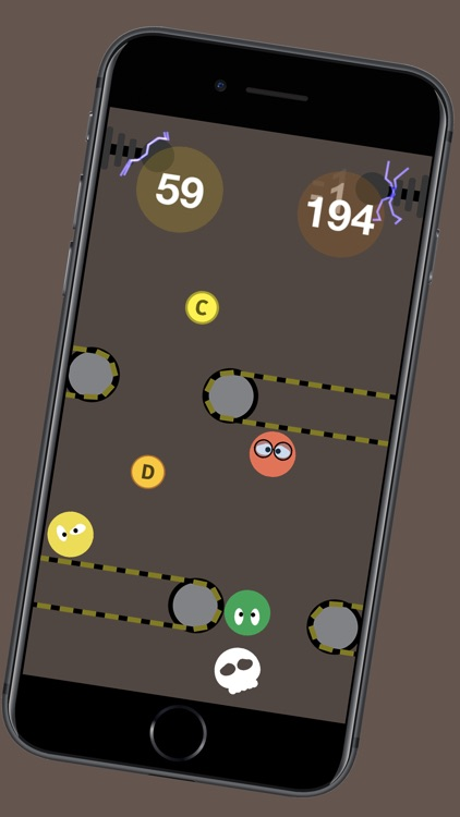 Smileys escape - arcade game screenshot-3