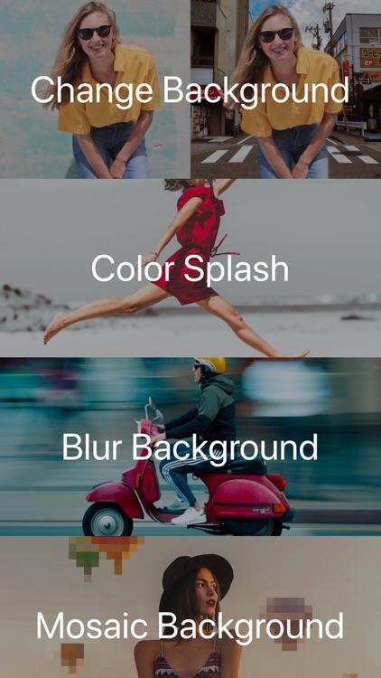Eraser Pic- Background Changer