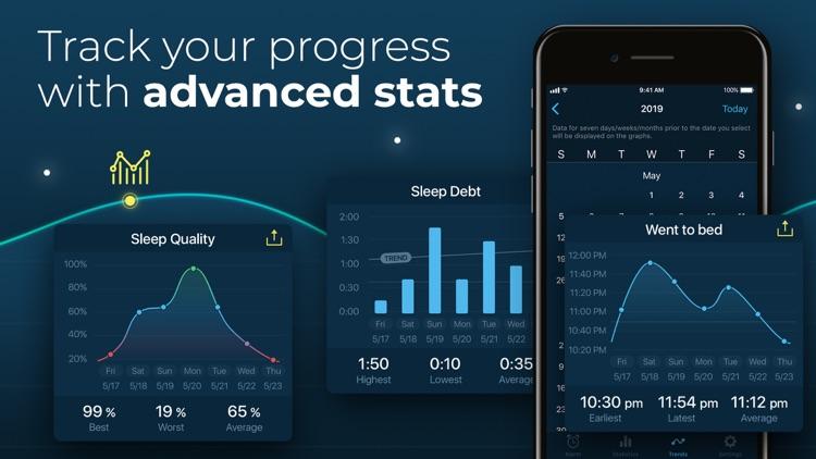 Sleepzy - Sleep Cycle Tracker screenshot-5