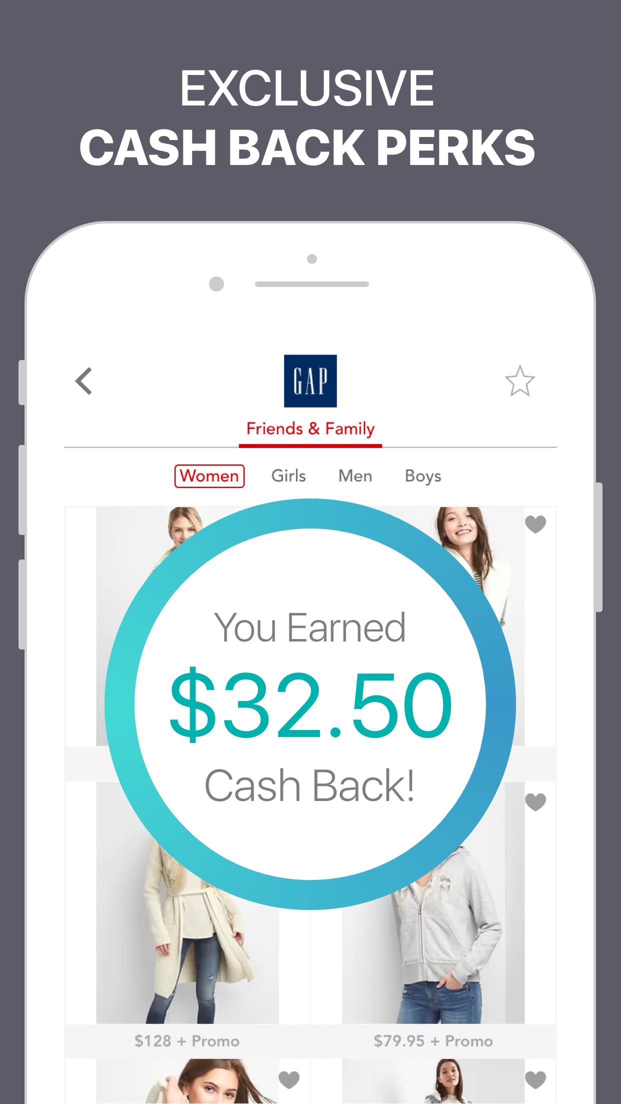 Shopular: Coupons & Cash Back Screenshot