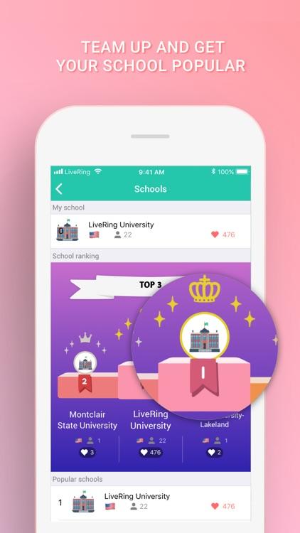 LiveRing: Charades & Trivia screenshot-3