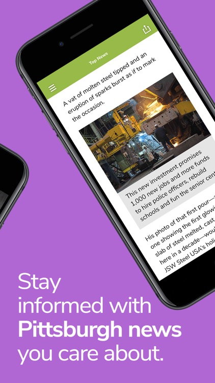 PG NewsSlide for iPhone