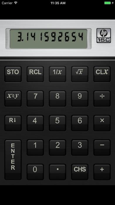 HP 15C Calculator for Windows