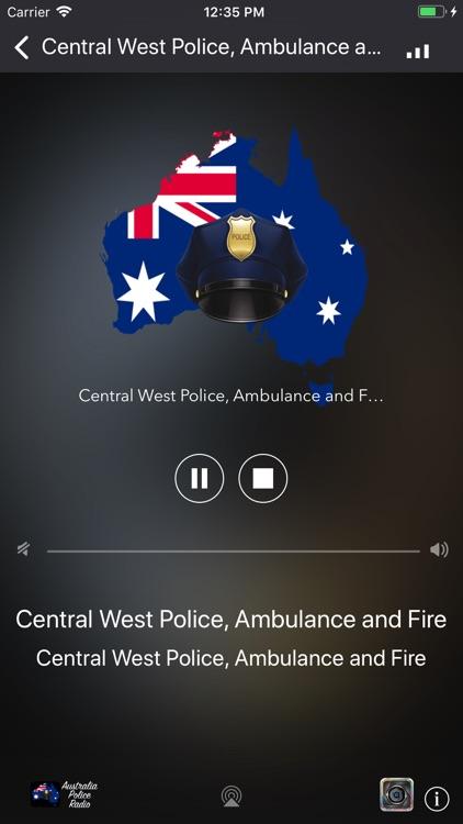Australia Police Radio screenshot-4