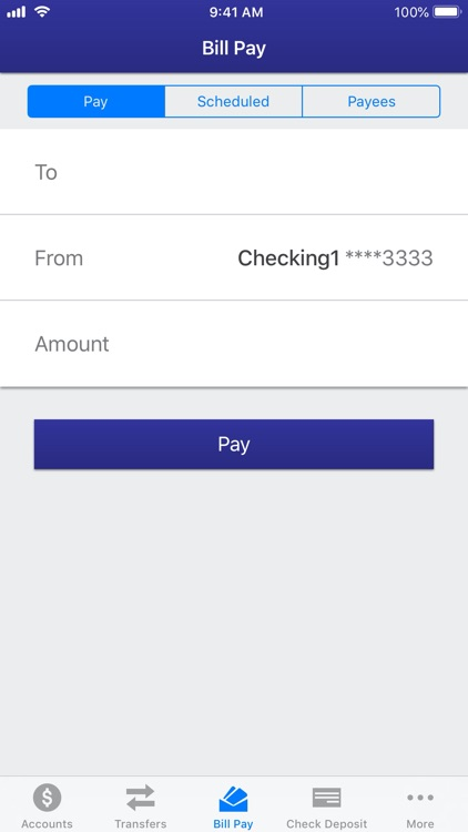 Safe 1 Mobile Banking screenshot-4