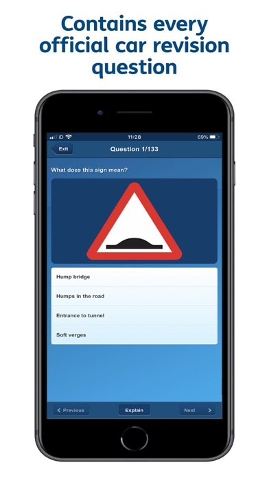 Official DVSA Theory Test Kit screenshot two