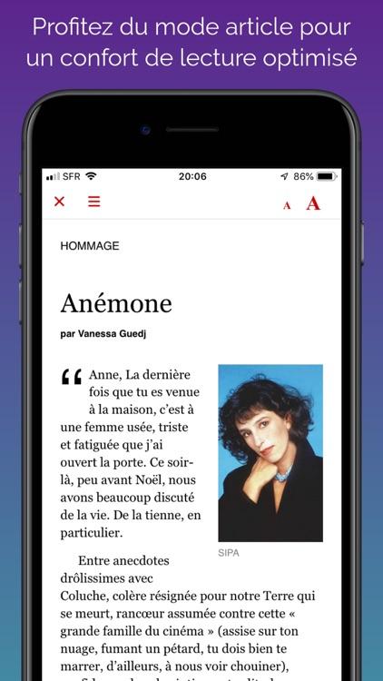 Télé 7 Jours Magazine screenshot-3