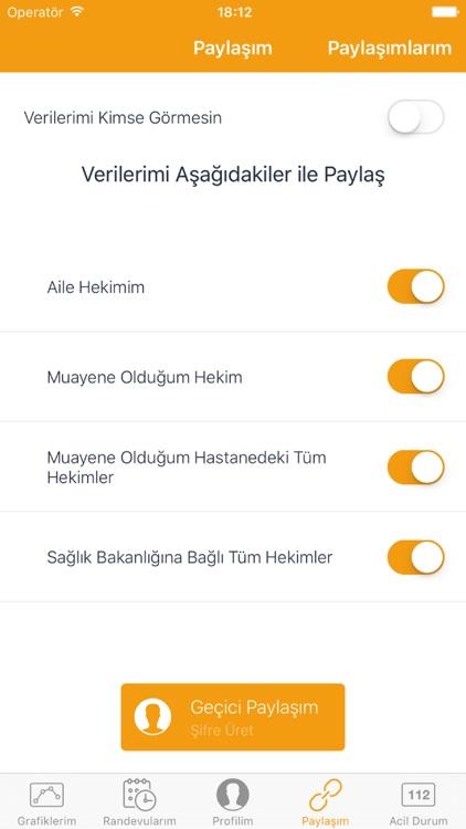 e-Nabız screenshot-4
