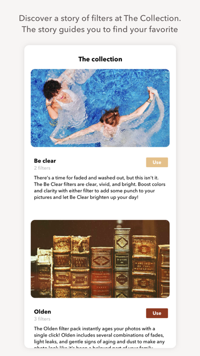 Screenshot for Retrica in Malaysia App Store