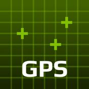 MilGPS - Tactical GPS Navigation and MGRS Grid Tool for Land Nav icon