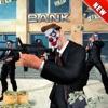 都市銀行強盗犯罪ゲーム - iPadアプリ