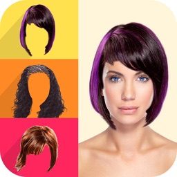 Hair Style Salon - Try on Wigs