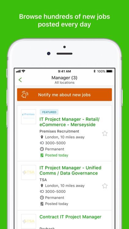 Totaljobs - UK Job Search App