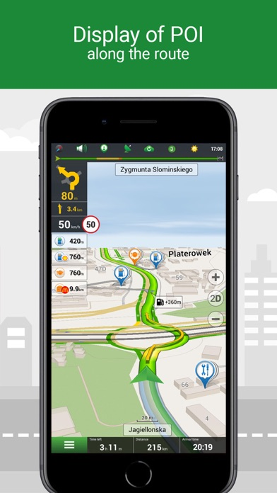 Screenshot for Navitel Navigator in Sweden App Store