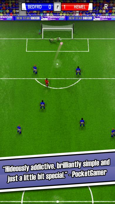 New Star Soccer screenshot three