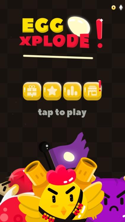 Eggxplode: Hatch egg bombs! screenshot-3