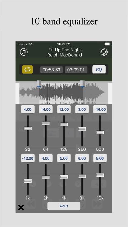 Tune Changer (Pitch,Speed,EQ)
