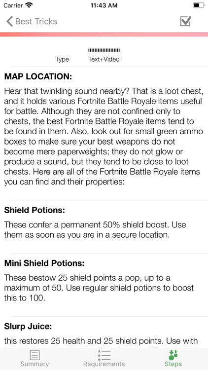 Complete Guide For Fortnite screenshot-3