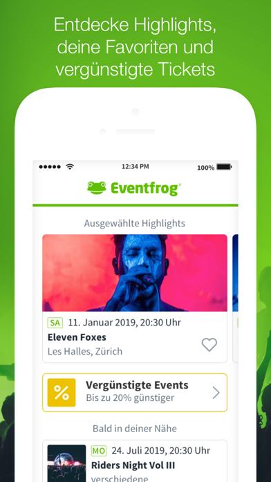 Eventfrog screenshot four