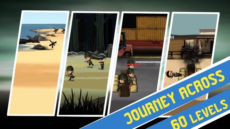 War Troops: Military Strategy screenshot-3