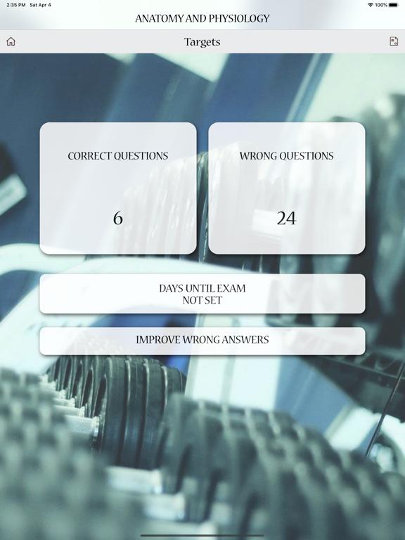 Level 2 Anatomy and Physiology screenshot 14