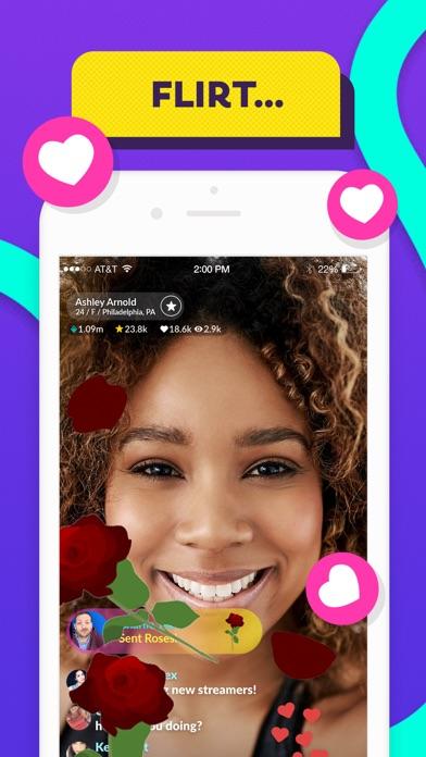 MeetMe - Go Live, Chat & Meet by MeetMe, Inc  (iOS, United