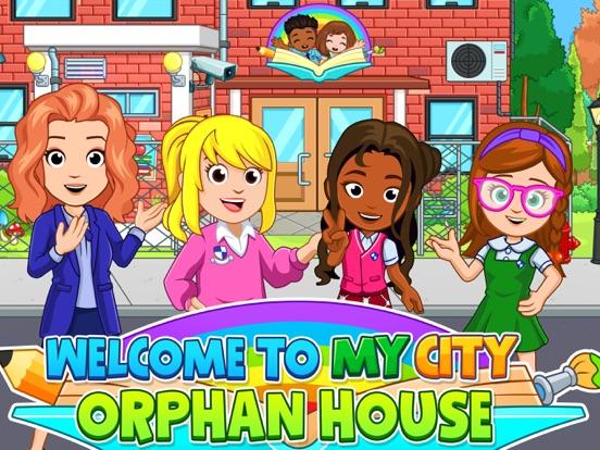 My City : Orphan House screenshot 6