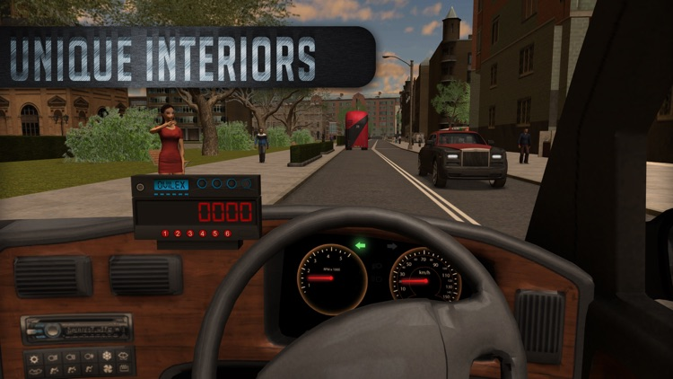 Taxi Sim 2016 screenshot-3