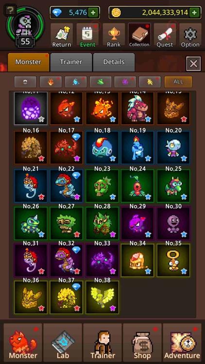 Grow Merge Monsters screenshot-5