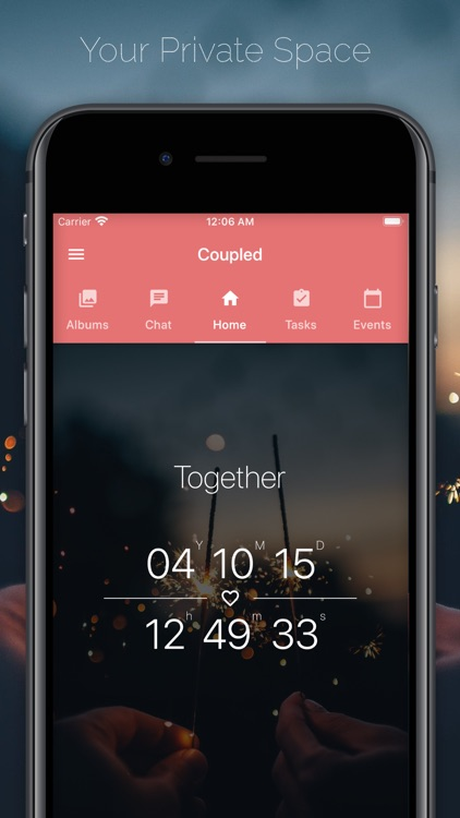 Coupled - Relationship Tracker