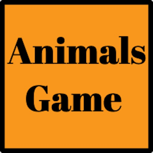 Animals Game!!