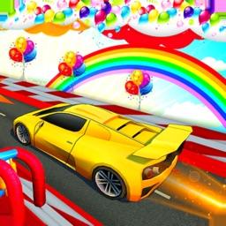 Car Racing Learn Colors & Play