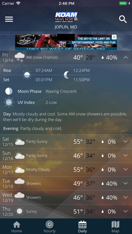 KOAM Sky Watch Weather screenshot-4
