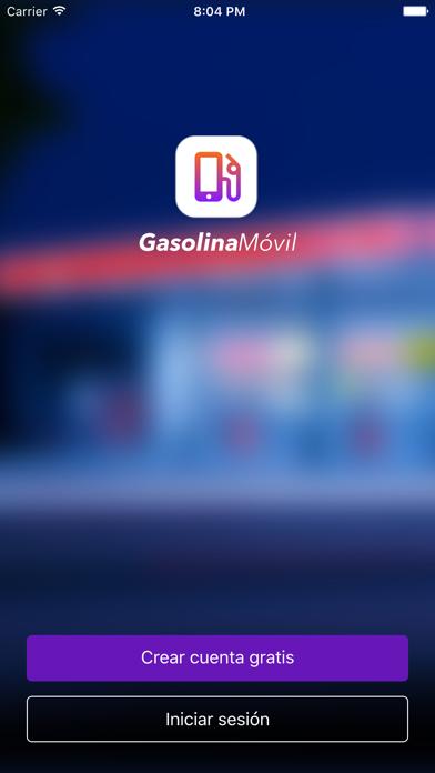 Gasolina Móvil-0