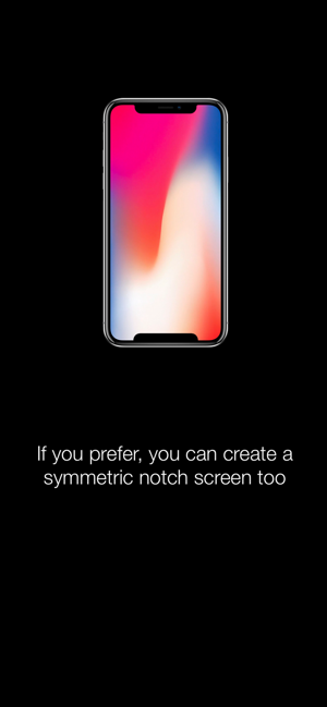 ‎Notch PRO X Screenshot