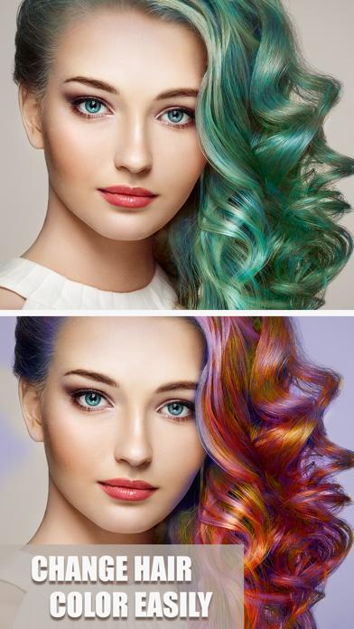 Girls Salon-Women's Hairstyles screenshot two