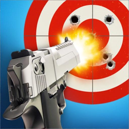Idle Gun Range: Merge n Shoot!