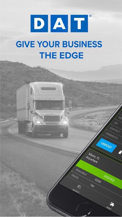 DAT Load Board for Truckers