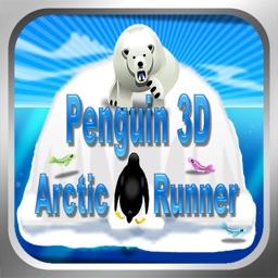 Penguin 3D Arctic Runner LT
