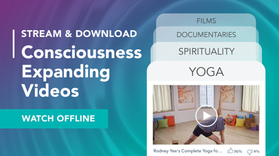 Gaia TV Discover Mindful Yoga Screenshot