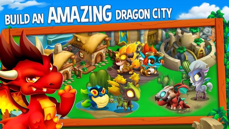 Dragon City Mobile screenshot-0